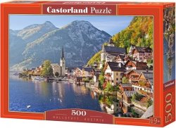 Puzzle 500 Castorland B-52189 Hallstatt - Austria