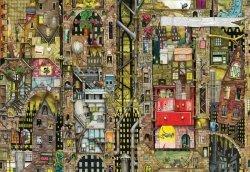 Puzzle 1000 Schmidt 59355 Colin Thompson - Pejzaż Miejski