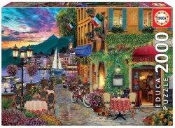Puzzle 2000 Educa 18009 Fascino Włochy