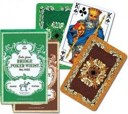 Karty do Gry Piatnik 1432 Liście Dębu - PEWEX