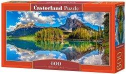 Puzzle 600 Castorland B-060092 Szmaragdowe Jezioro