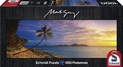 Puzzle 1000 Schmidt 59288 Tokoriki - Islandia - Fiji - Mark Gray - Panorama