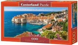 Puzzle 600 Castorland B-060283 Dubrownik - Chorwacja