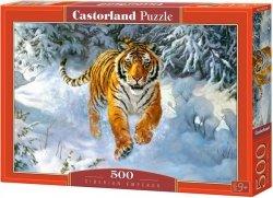 Puzzle 500 Castorland B-52400 Tygrys Syberyjski