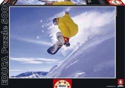 Puzzle 500 Educa 16273 Snowboard