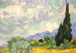 Puzzle 1000 Piatnik P-5391 Van Gogh - Cypr