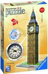 Puzzle 3D 216 Ravensburger 125869 Big Ben
