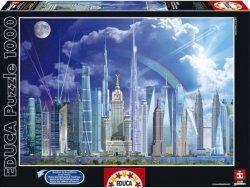 Puzzle 1000 Educa 16287 Wielkie Budynki