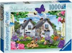 Puzzle 1000 Ravensburger 194964 Bajkowa Wioska