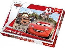 Puzzle 24 Maxi Trefl 14224 Auta - Cars 2