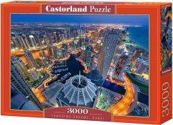 Puzzle 3000 Castorland C-300457 Dubai - Towering Dreams
