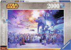 Puzzle 2000 Ravensburger 167012 Star Wars - Wszechświat