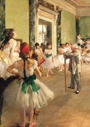 Puzzle 1000 Piatnik P-5394 Degas - Lekcja Tańca