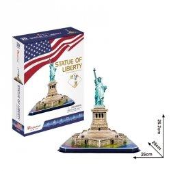 Puzzle 3D CubicFun 39 Statua Wolności - C080h