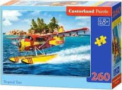 Puzzle 260 Castorland B-27323 Samolot