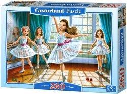 Puzzle 260 Castorland B-27231 Balet - Little Ballerinas
