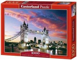 Puzzle 1000 Castorland C-101122 Tower Bridge, London, England