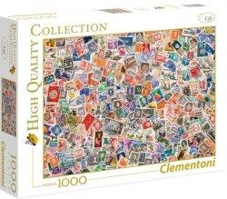 Puzzle 1000 Clementoni 39387 Kolekcja Znaczków
