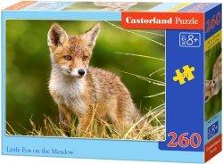 Puzzle 260 Castorland B-27354 Lisek