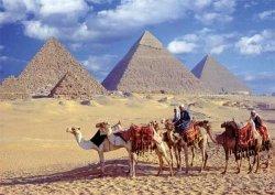 Puzzle 1000 Ravensburger 158652 Egipt Piramida Ghiza