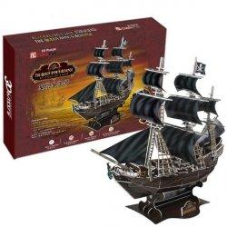 Puzzle 3D CubicFun 155 The Queen Annes Revenge - T4005h