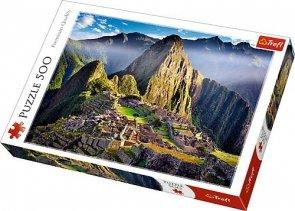 Puzzle 500 Trefl 37260 Machu Picchu