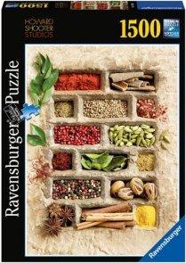 Puzzle 1500 Ravensburger 162659 Przyprawy w Kamieniu