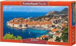 Puzzle 4000 Castorland C-400225 Dubrownik - Chorwacja