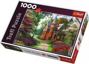 Puzzle 1000 Trefl 10355 Wiktoriański Dom