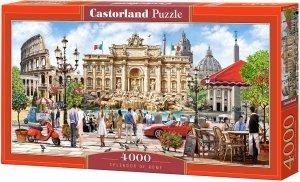 Puzzle 4000 Castorland C-400270 Blask Rzymu