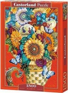 Puzzle 1500 Castorland C-151585 Słoneczniki - Plenty