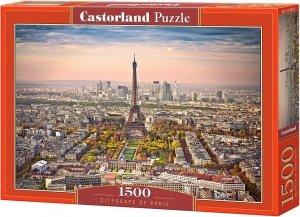 Puzzle 1500 Castorland C-151837 Pejzaż Paryża