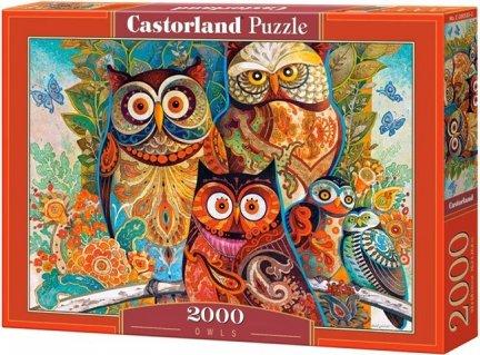 Puzzle 2000 Castorland C-200535 Sowy