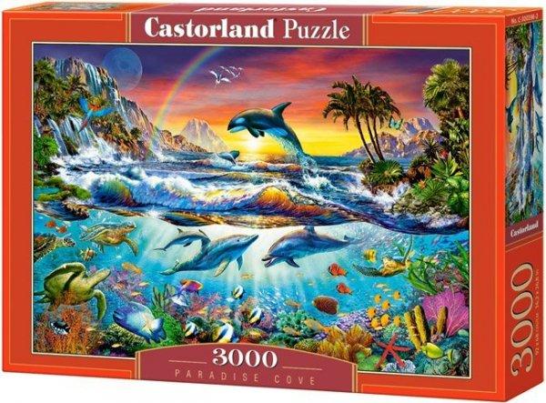 Puzzle 3000 Castorland C-300396 Podwodny Świat