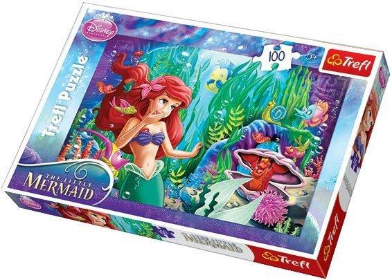 Puzzle 100 Trefl T-16250 Syrenka