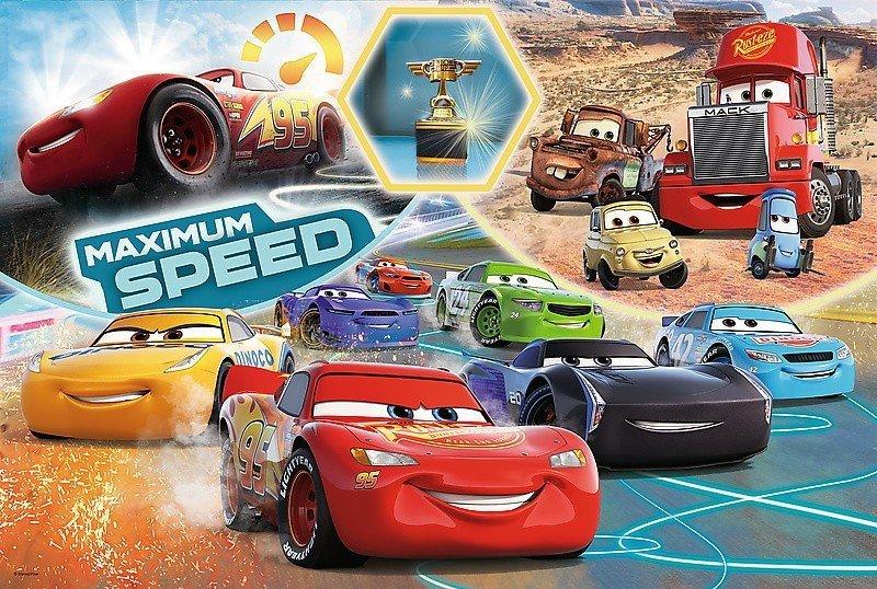 Puzzle 260 Trefl 13239 Cars - Auta 3 - Gala Zwycięzców