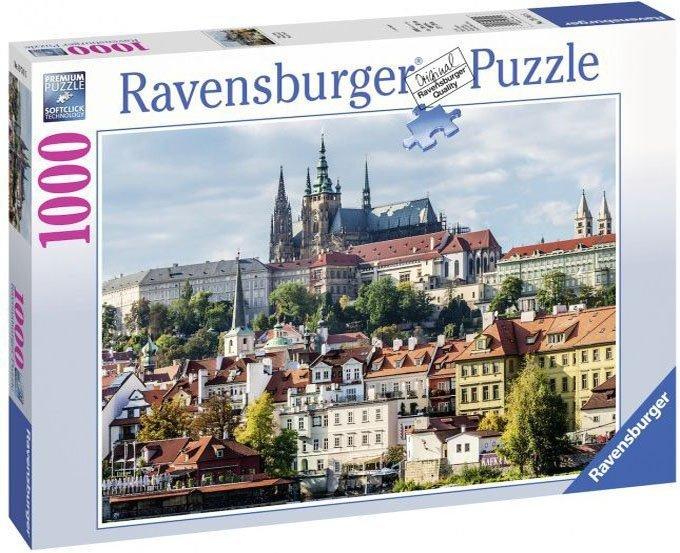 Puzzle 1000 Ravensburger 197415 Zamek na Hradczanach