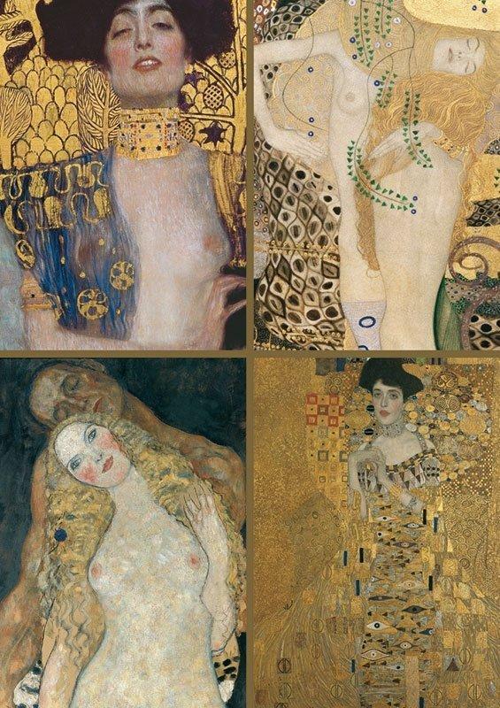 Puzzle 1000 Piatnik P-5388 Klimt - Collection