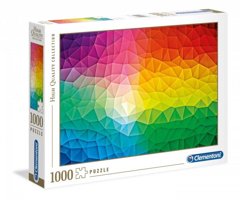Puzzle 1000 Clementoni 39521 Gradient
