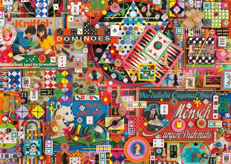 Puzzle 1000 Schmidt 59900 Shelley Davies - Gry Planszowe Retro