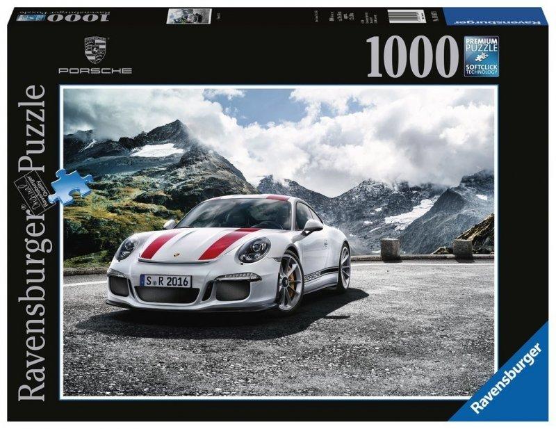 Puzzle 1000 Ravensburger 198979 Auto - Porshe 911R