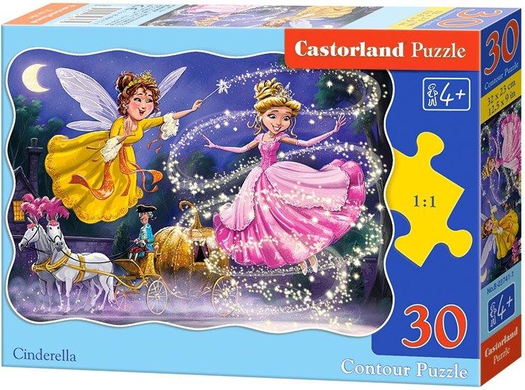 Puzzle 30 Castorland B-03747 Kopciuszek