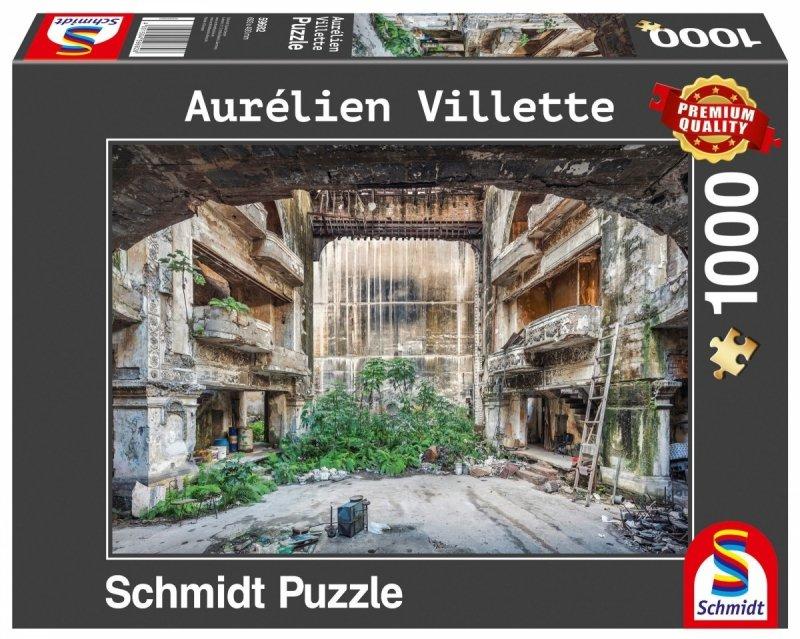 Puzzle 1000 Schmidt 59682 Aurelien Villette - Teatr Kubański