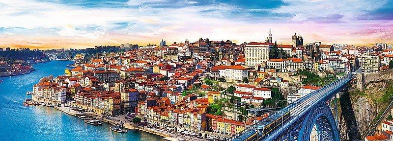 Puzzle 500 Trefl 29502 Panorama - Porto - Portugalia