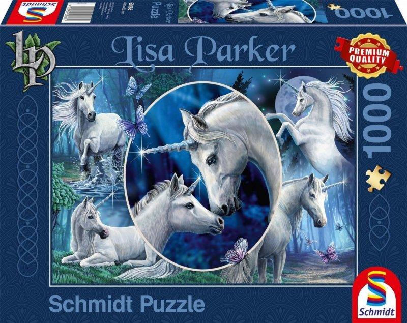Schmidt 59668 Lisa Parker - Urocze Jednorożce