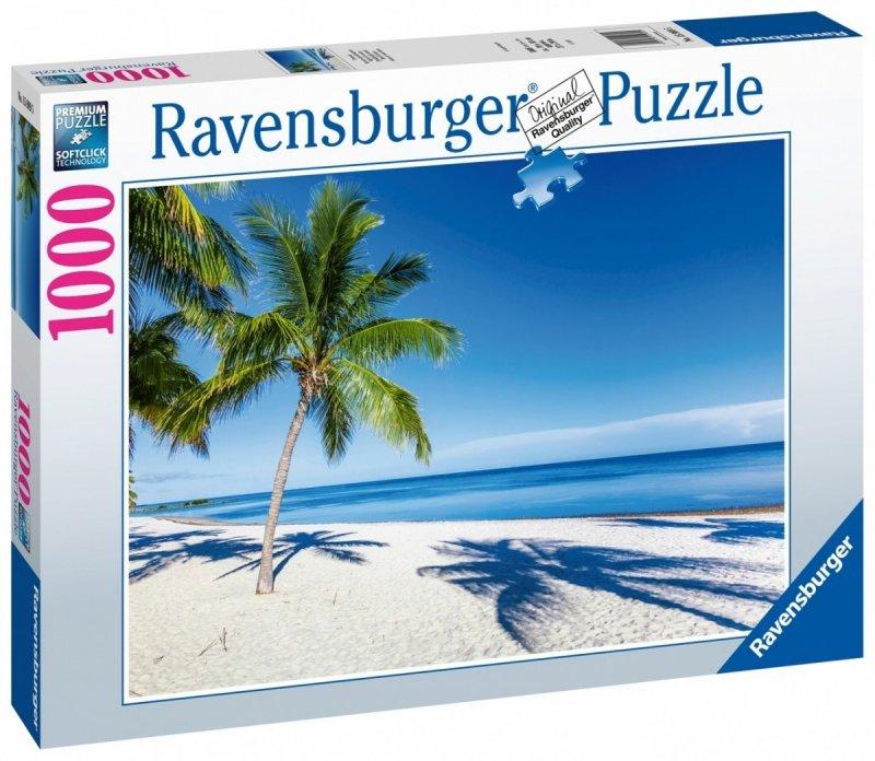 Puzzle 1000 Ravensburger 159895 Plaża