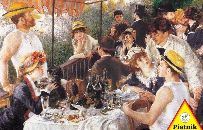 Puzzle 1000 Piatnik P-5681 Renoir - Śniadanie Wioślarzy