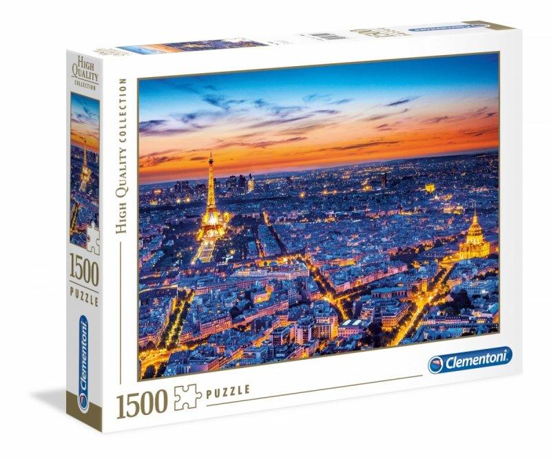 Puzzle 1500 Clementoni 31815 Paryż