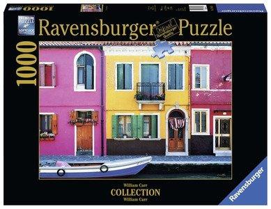 Puzzle 1000 Ravensburger 198658 Graziella Burano - Kolorowe Domy