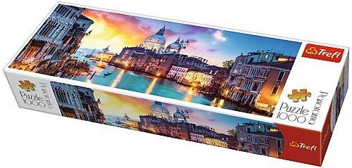 Puzzle 1000 Trefl 29037 Panorama - Wenecja - Canal Grande